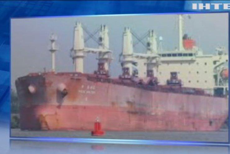 Українські моряки застрягли у Китаї