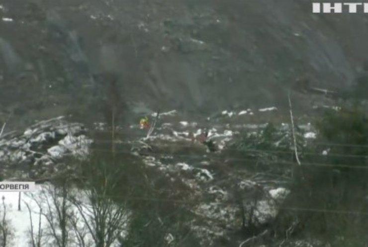 У Норвегії сталося масштабне стихійне лихо