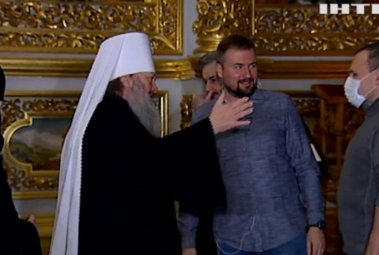 В Українській православній церкві відзначають одне з найбільших свят