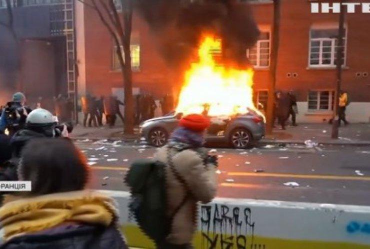 У Франції протести закінчились жертвами по обидві сторони