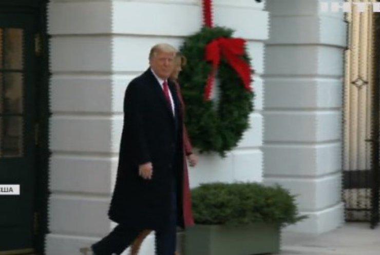 Дональд Трамп ігнорує інавгурацію новообраного президента