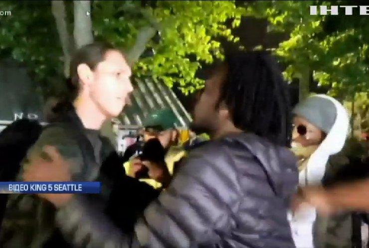 Поліцейські підрозділи вивели з Сіетлу: місто віддали на поталу мародерам