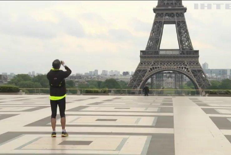 У Парижі відкриють для відвідувачів Ейфелеву вежу