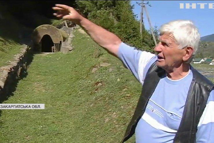 На Закарпатті відкрили для відвідування унікальні військові бункери