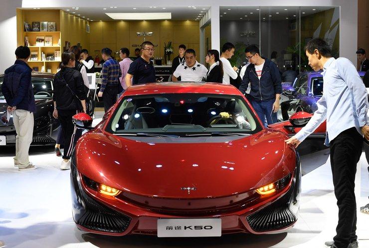 У Пекіні стартувало масштабне шоу машинобудівної індустрії