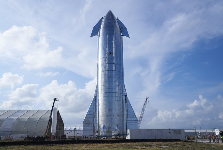 Ілон Маск анонсував випробування марсіанської ракети