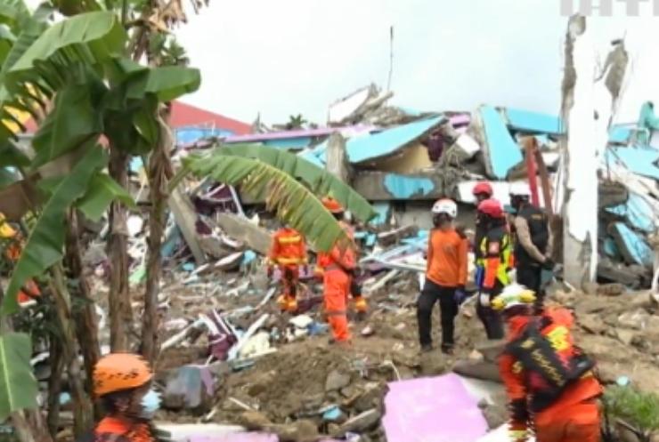В Індонезії відбувся потужний землетрус