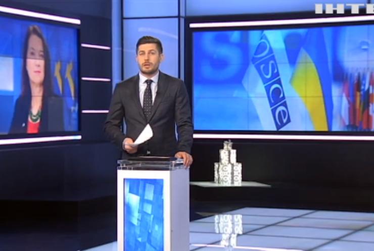 Міністр закордонних справ Швеції прибула в Україну
