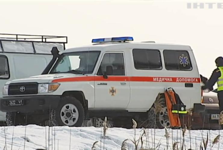 Рятувальники застерігають бути обережними на кризі