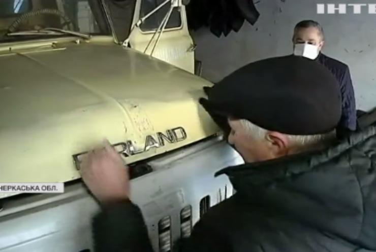 На Черкащині продемонстрували дива з металобрухтом