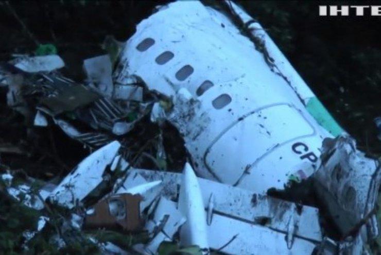 Авіакатастрофа у Бразилії: розбився літак з футболістами на борту
