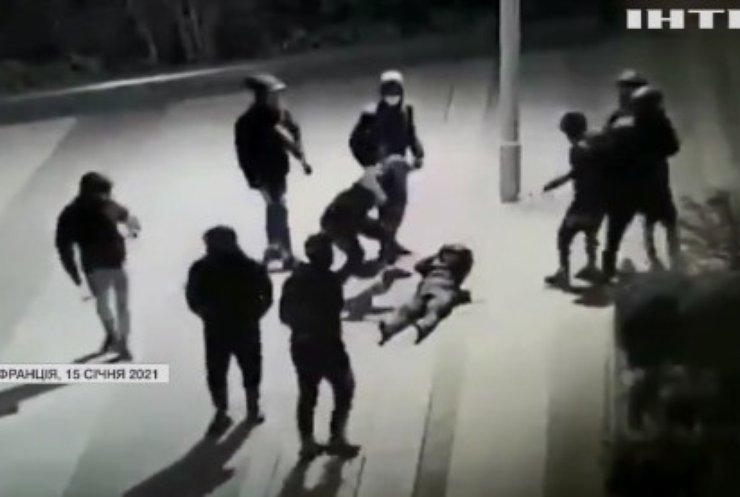 Українського учня побили у центрі Парижа