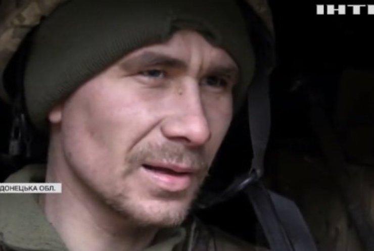 Війна на Донбасі: наші солдати отримали команду відповідати вогнем
