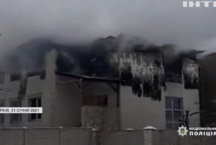 Пожежа у будинку для літніх людей: у Харкові загинув ще один пенсіонер