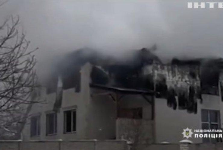 У Харкові помер постраждалий пожежі в притулку для літніх людей