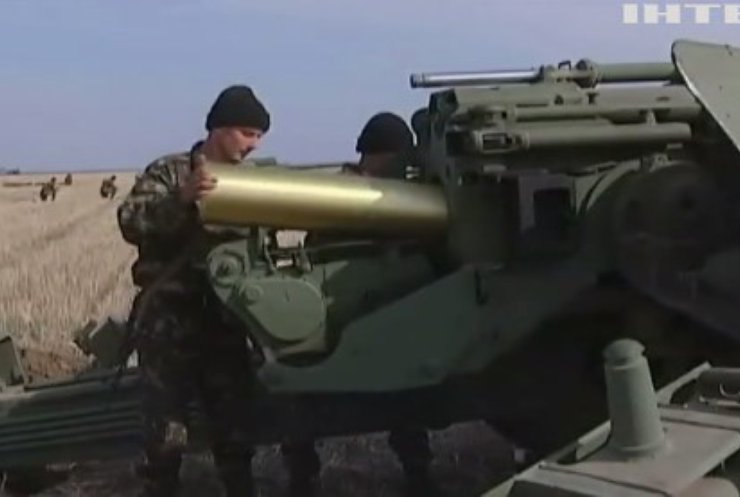 Україна відкриває кордони для тренувань військових