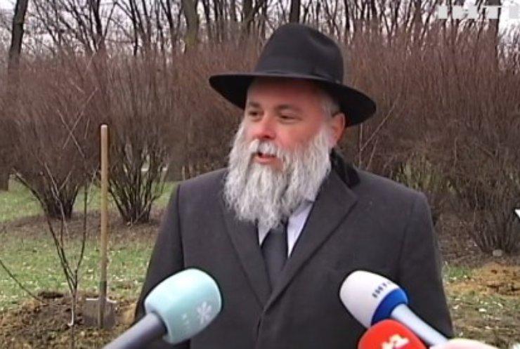 У Києві згадували жертв Голокосту в Бабиному Яру