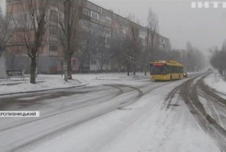Жителі Кропивницького потерпають від проблем з громадськими перевезеннями
