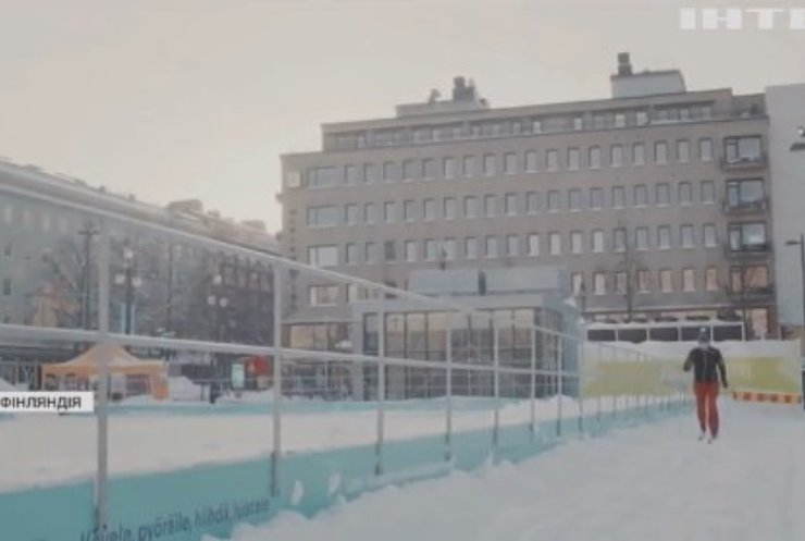 У Фінському місті проклали лижні траси