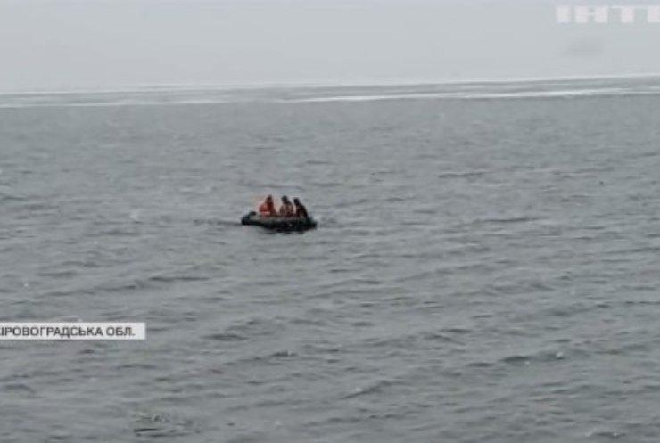 На Кіровоградщині рибалка дрейфував на крижині