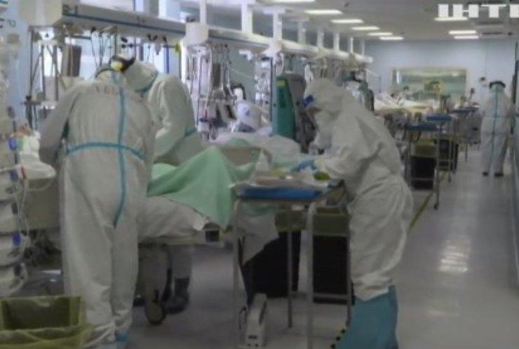 COVID-19 у світі: понад 2 мільйона інфікованих померли