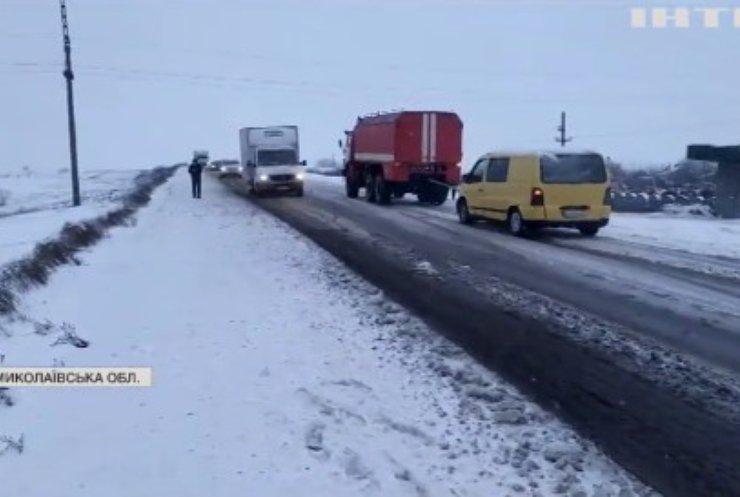 Сніговий циклон: в Одесі постраждали 58 людей