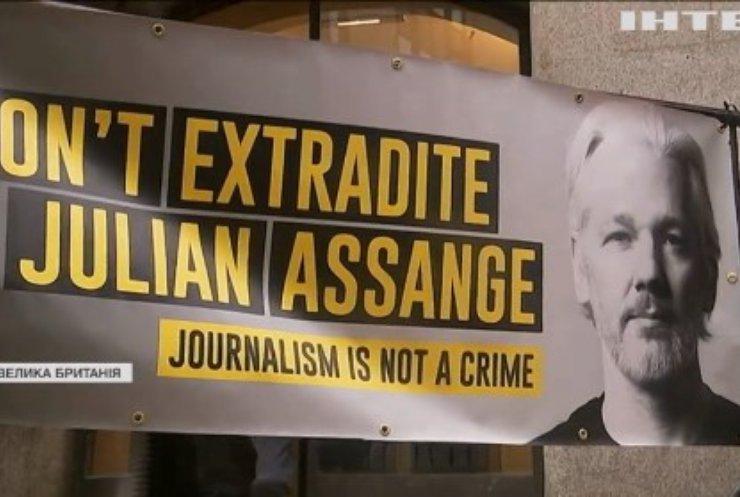 У Британії відмовили США у видачі підсудного Джуліана Ассанжа