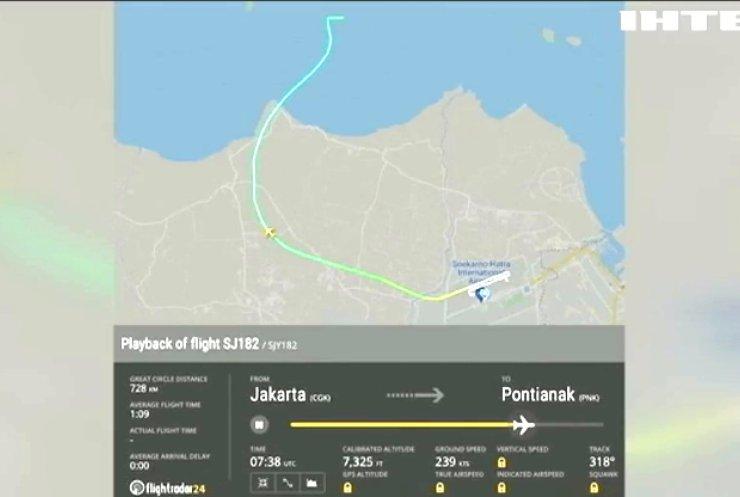 Фатальний рейс: в Індонезії розбився пасажирський літак
