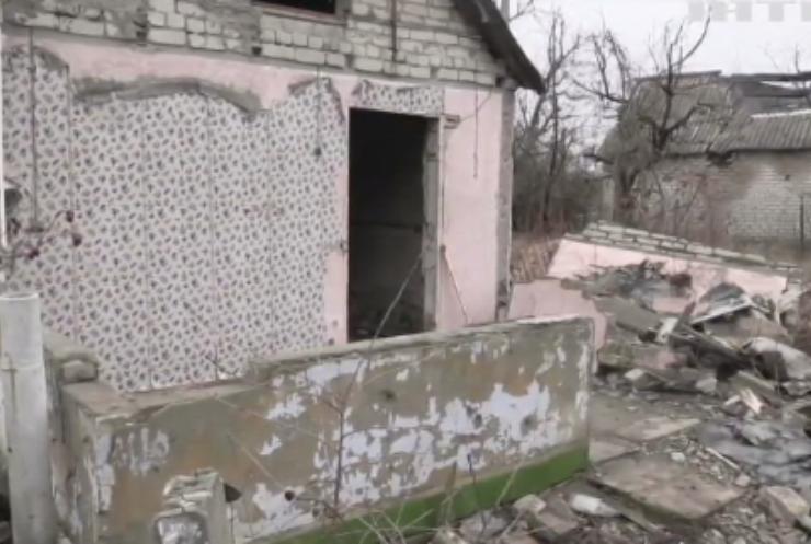 Війна на Донбасі: на фронті поранено українського військовослужбовця