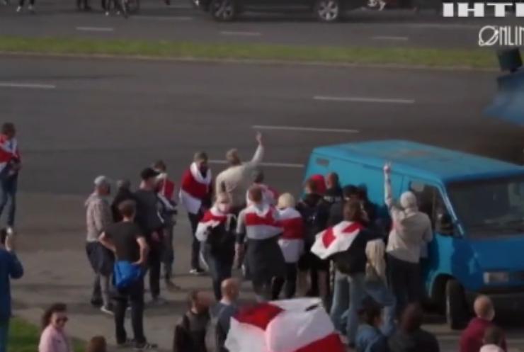 Двоє білорусів переховуються у посольстві Швеції в Мінську