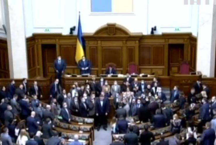 Верховна Рада схвалила постанову щодо злочинного режиму Януковича