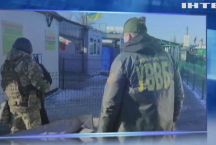 Українець провозив незвичну контрабанду