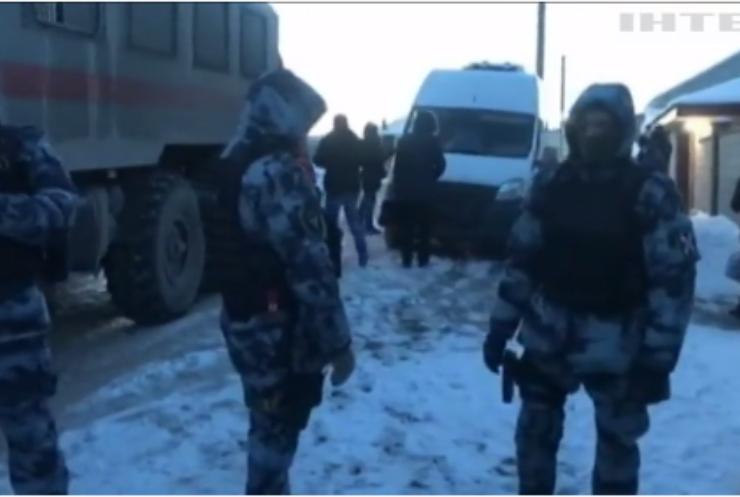 У Криму проводять масові обшуки у помешканнях татар
