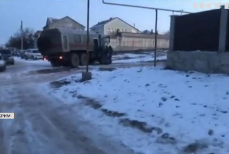 У Криму проводять обшуки у кримськотатарських активістів
