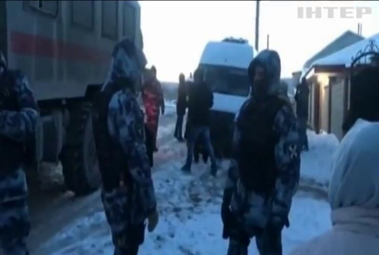 Затриманих у Сімферополі кримських татар арештували на два місяці