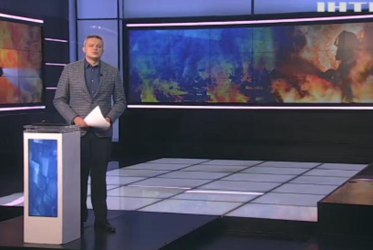 На Донбасі палав бліндаж 58 мотопіхотної бригади