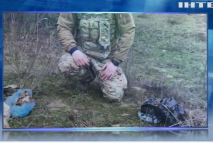 На Луганщині знайшли гранати та вибухівку
