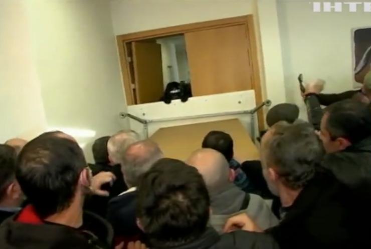 Грузинська опозиція продовжить протести