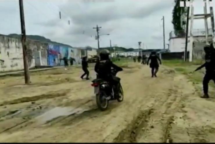 У в'язницях Еквадору відбулися сутички між кримінальними угрупованнями