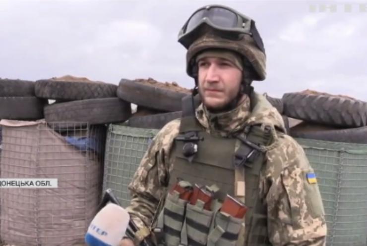 Війна на Донбасі: по всій лінії фронту бойовики посилюють обстріли
