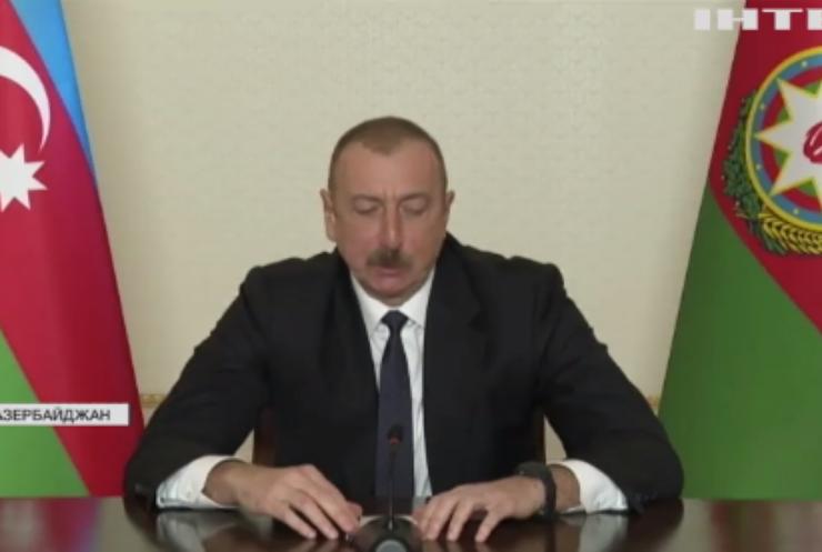 Влада Азербайджану зосереджує сили на відновленні Нагірного Карабаху