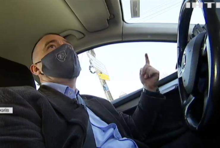 Небезпечне таксі: коли почнуть контролювати водіїв?