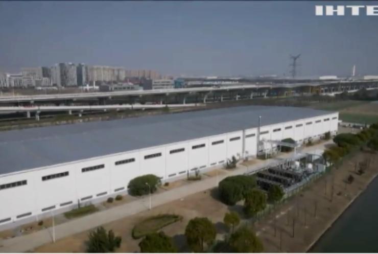 У Шанхаї почнуть виробляти суперчарджери для електроавтомобілів