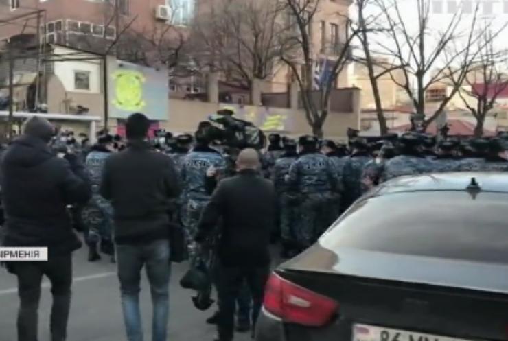Уряд Вірменії звільнить очільника генштабу Оніка Гаспаряна