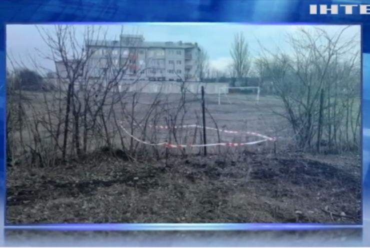 На Донеччини діти знайшли гранату