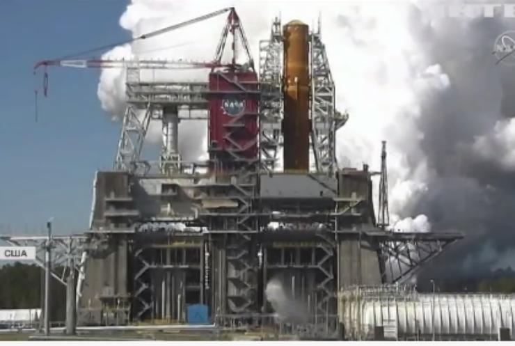 NASA провели випробування у рамках місії Артеміда