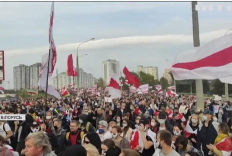 У Білорусі збільшили штрафи за участь у протестах