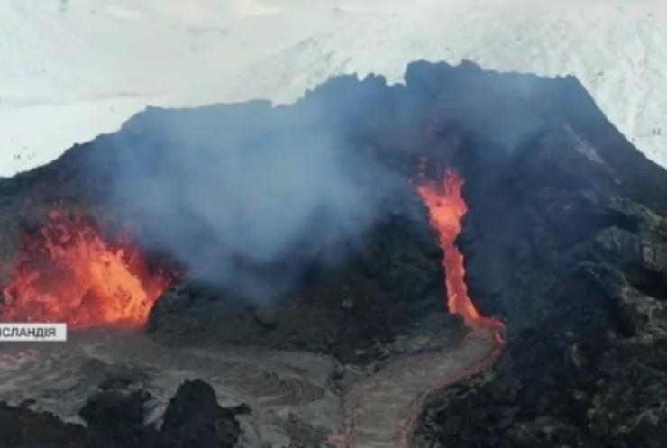 Ісландський фотограф пожертвував дроном заради видовищних кадрів
