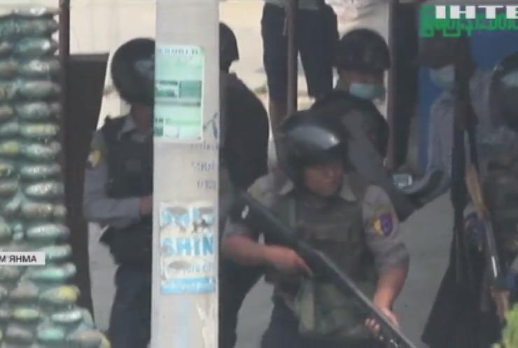 Протести у М'янмі: померли понад 400 людей