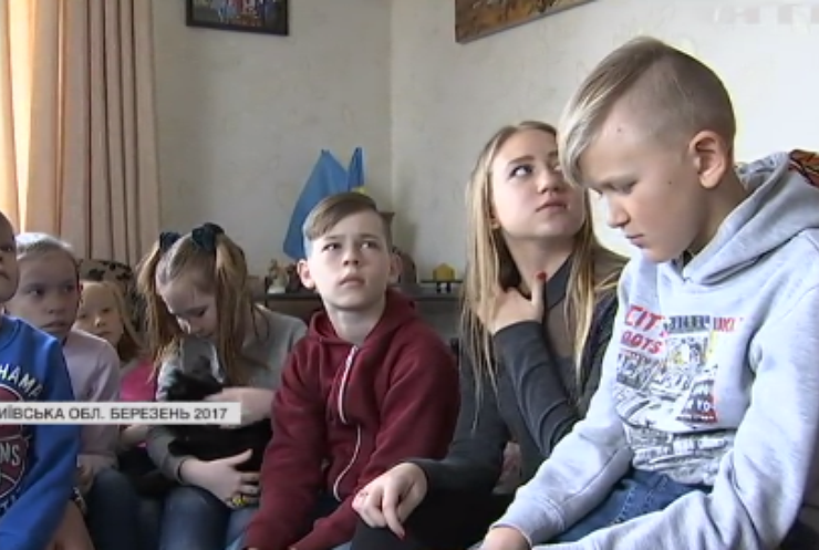 На Київщині у багатодітній родині сталась велика трагедія